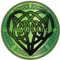 Celtic Heart. Image Copyright - Ireland Calling