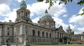 Belfast City Hall Copyright Manolete cc2