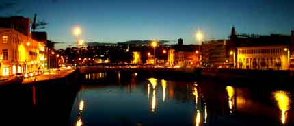 Cork, Ireland - photo Tourism Ireland