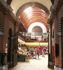 The English Market, Cork copyright Rainer Ebert cc2