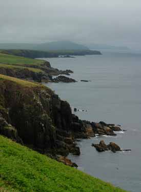 Dingle Peninsula Coast