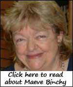 Maeve Binchy. Photo Copyright - Jon Kay CC3