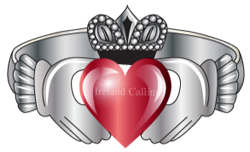 Claddagh Ring copyright Ireland Calling