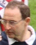 Martin O'Neill. Photo copyright vagueonthehow CC2