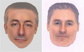 E-fit images created by British police