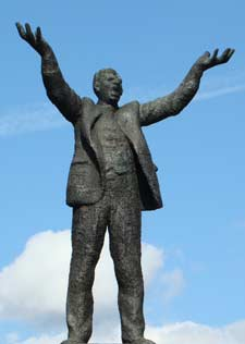 James Larkin statue Dublin