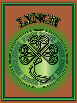 History of the Irish name Lynch. Image copyright Ireland Calling