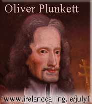 Oliver Plunket by Edward Luttrell