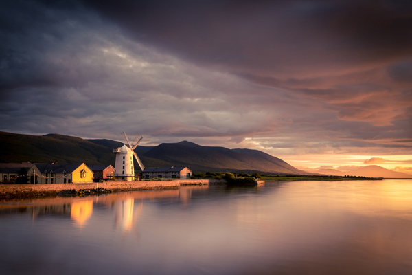 Blennerville windmill by Keith McGlynn